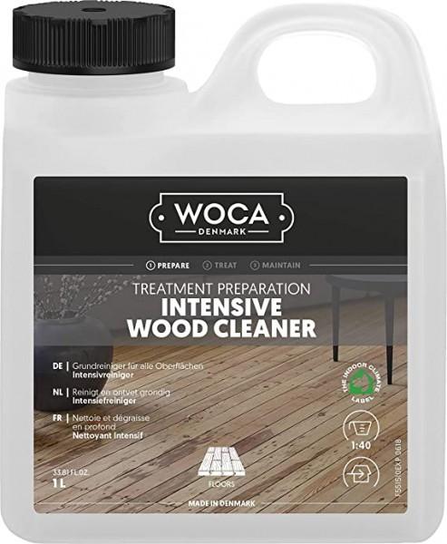 WOCA Intensivreiniger, zur intensiven Reinigung in Ausnahmefällen, Kanister mit 1,0 Liter