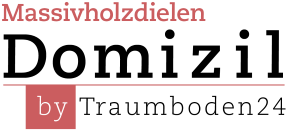 Massivholzdielen Domizil Logo