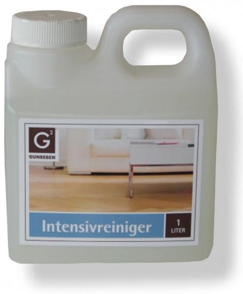 Gunreben Intensivreiniger, zur intensiven Reinigung in Ausnahmefällen, Kanister mit 1,0 Liter