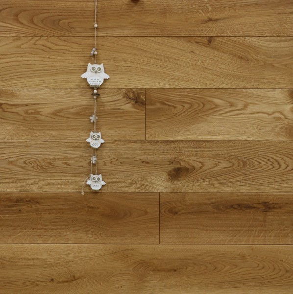 Massivholzdielen Eiche, mit Rubio Monocoat R101 geölt, Langdielen, optional in Fixlänge, Kanten gefast, Nut / Feder Verbindung, Sonderanfertigung nach...